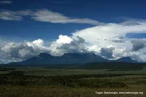 Tepuis of Gran Sabana in Venezuela